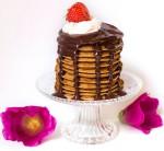 Vegane Pancakes Rezept mit Buchweizen