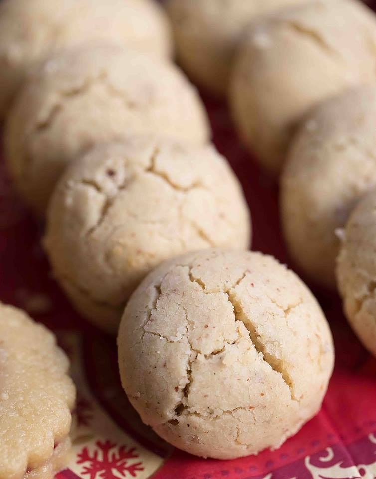 Vegane Plätzchen Rezepte türkische Plätzchen mit Sesammus