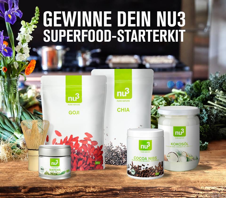 Healthy On Green Nu3 Gewinnspiel
