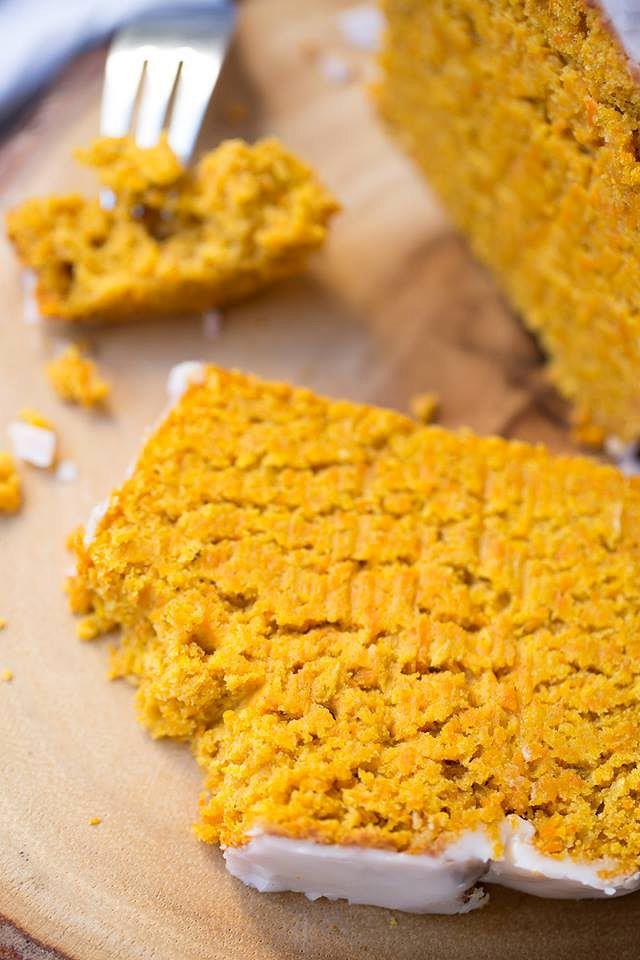 Glutenfreier Karottenkuchen