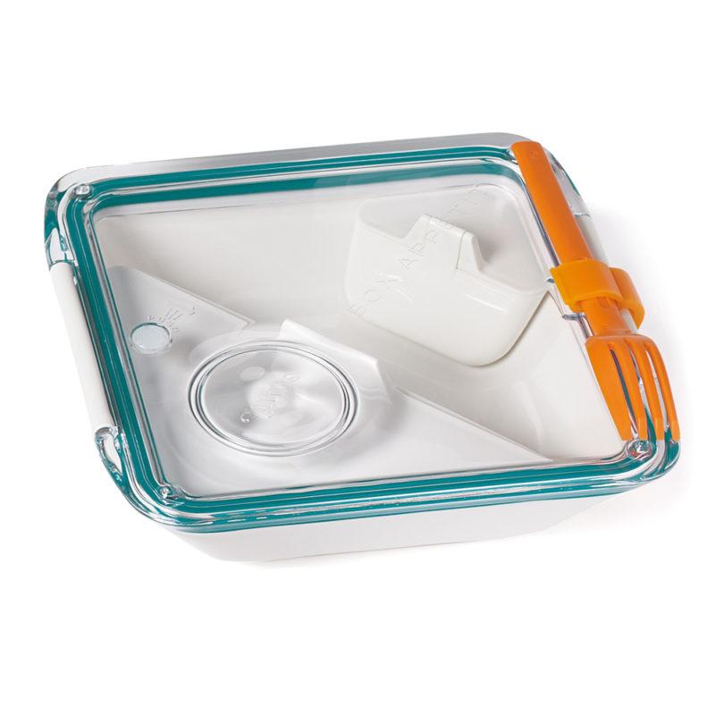 Lunchbox unterteilt & auslaufsicher