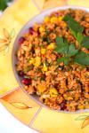 Tuerkischer Salat mit Blumenkohl