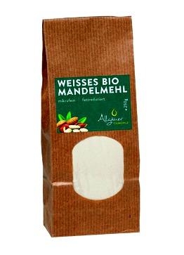 Bio Mandelmehl weiß (250g)