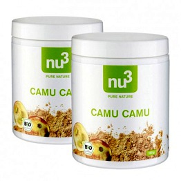 nu3 Bio Camu Camu, Pulver