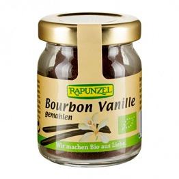 RAPUNZEL Bio Bourbon Vanille, Pulver